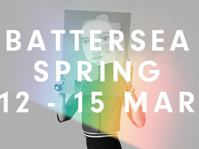 CANCELLED Battersea Spring, Affordable Art Fair,12-15 March 2020