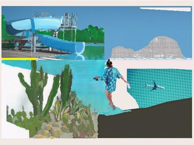 Summertime Blue Print Release