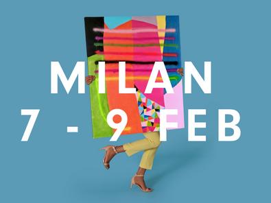Milan Affordable Art Fair, 6-9 February 2020