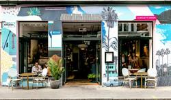 Scarlett Green Restaurant exterior