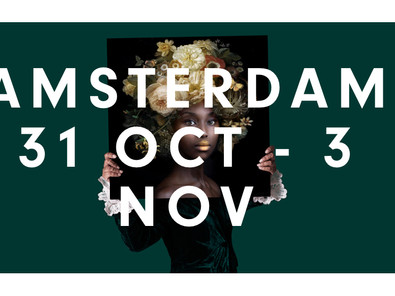 Amsterdam Affordable Art Fair, 31 Oct - 3 Nov 2019