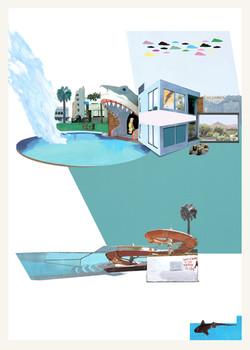 welcome home (print)