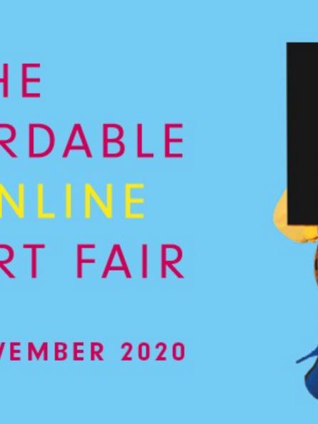 Online Affordable Art Fair 2020