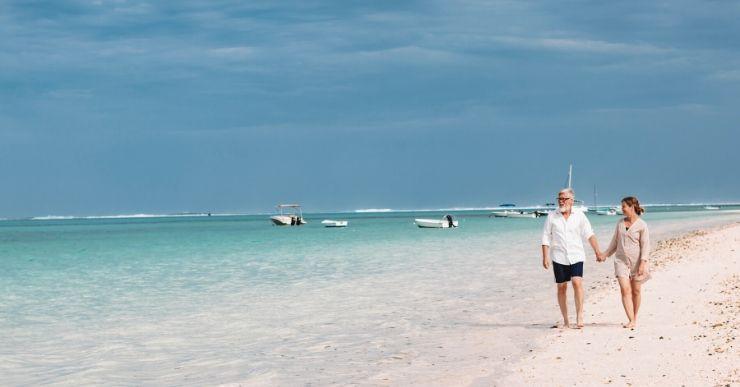 Retraite à l'île Maurice