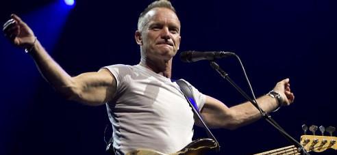 Sting - trasa koncertowa w Norwegii