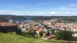 Otwieranie Norwegii zaczyna się bez stolicy