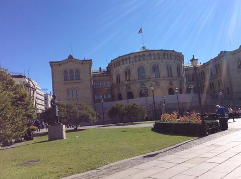 Rosyjski atak hackerski na Parlament w Oslo