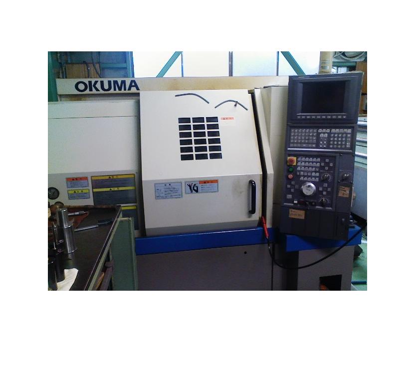 OKUMA LCS-25