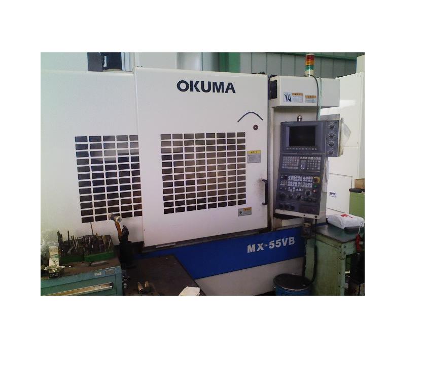 OKUMA MX-55VB