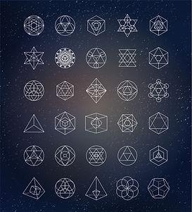 sacred geometry Higher Self Wisdom