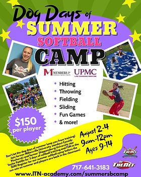 Dog Days of Summer Softball Camp.jpg