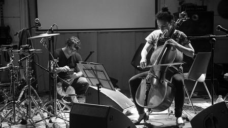 Maya Belsitzman & Matan Ephrat Recording Session