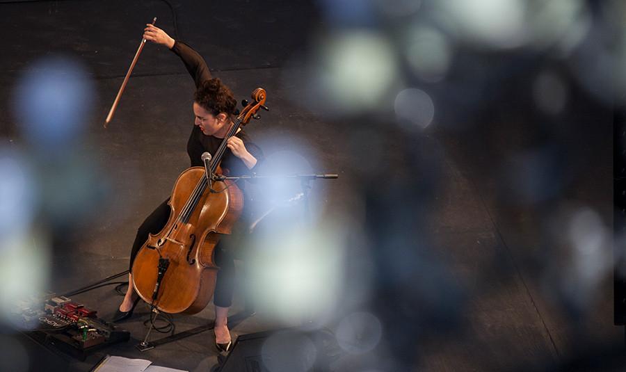 Maya Belsitzman and the Cello