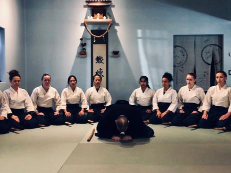 Aikido and Women
