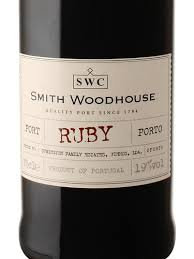 Smith Woodhouse Ruby