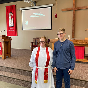 Thomas Risty Confirmation