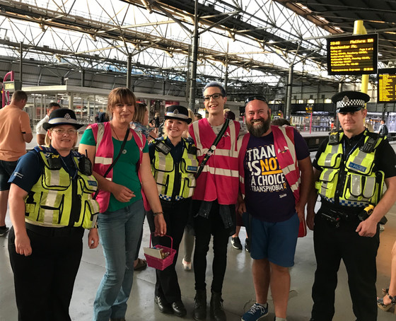 Safety on the rail network