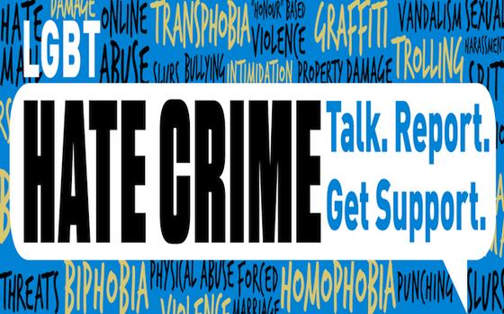 Help us Challenge LGBT+ Hate Crime