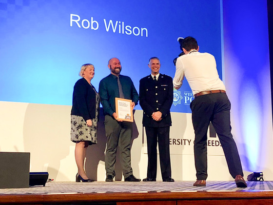 WYP Leeds District award