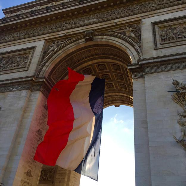 Paris, France (Arc de Triomphe)