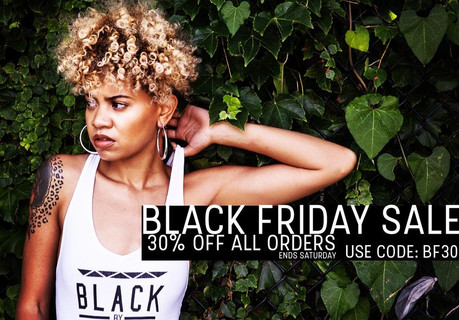 """Keeping the """"Black"""" in Black Friday"""