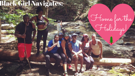 Black Girl Naviagates: Home for the Holidays!