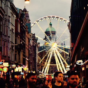 Amsterdam (Red Light District)
