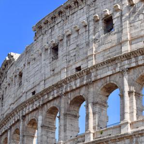 Rome, Italy (Flavian Amphitheatre)