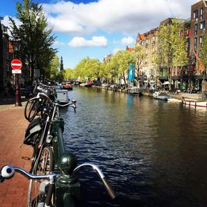Amsterdam (Prinsengracht Canal)