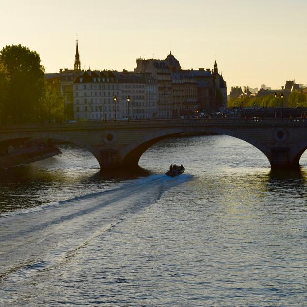 Paris, France (Seine River)