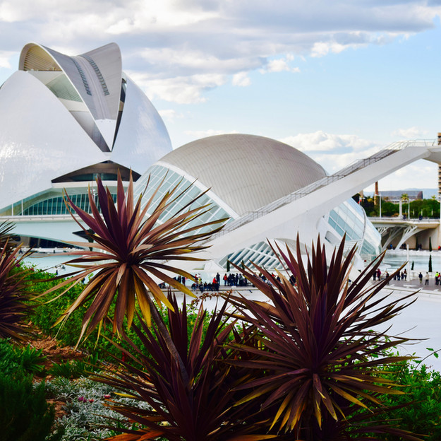 Valencia, Spain (City of the Arts and Sciences)