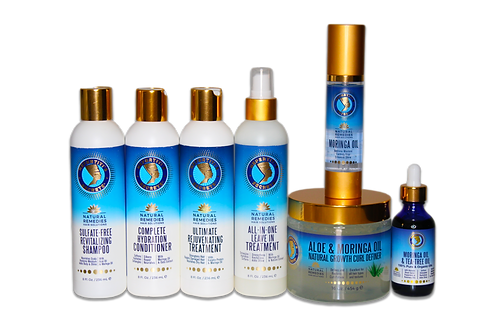 Natural Remedies Collection