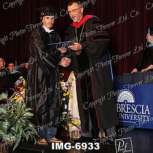 Brescia Graduation