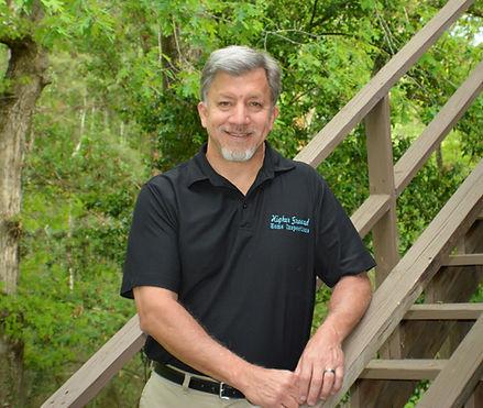 CEO, Tony Ponder