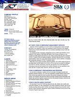 ActSafeLLC_Covid-19_CapabilityStatement