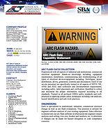ArcFlash_CapabilityStatement_ lgp 10-31-