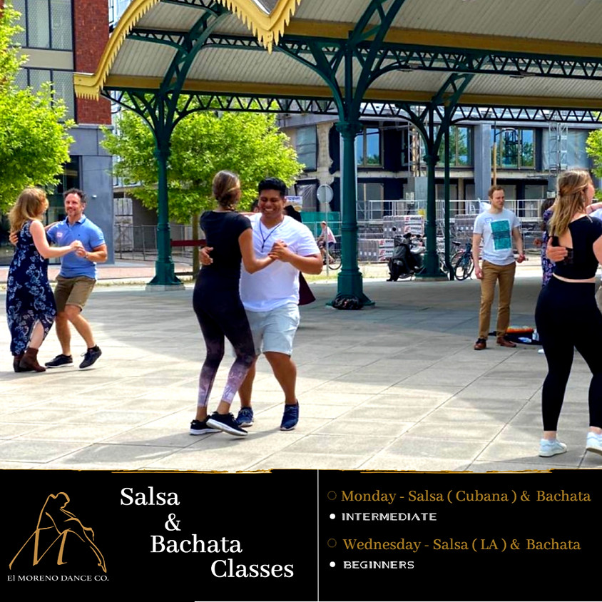 Salsa and Bachata beginner trial class