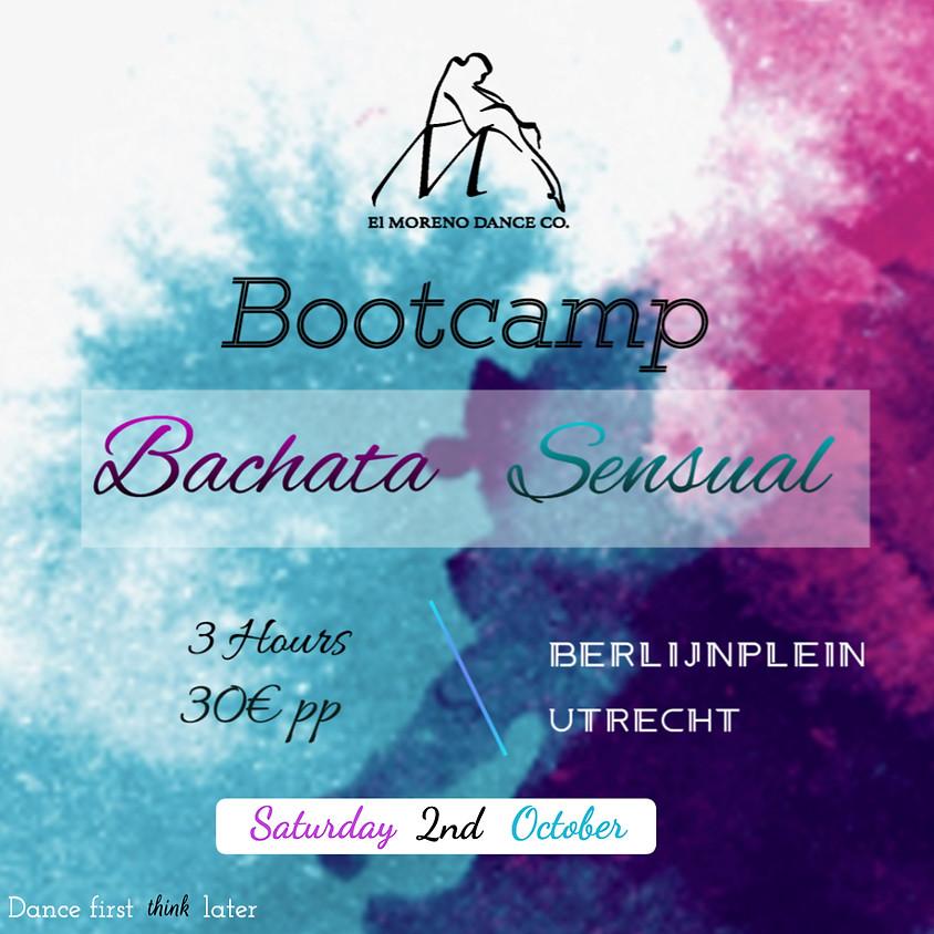 Bachata Sensual Bootcamp 2nd Oct