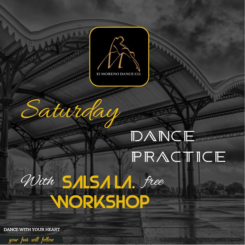 Saturday Dance Practice