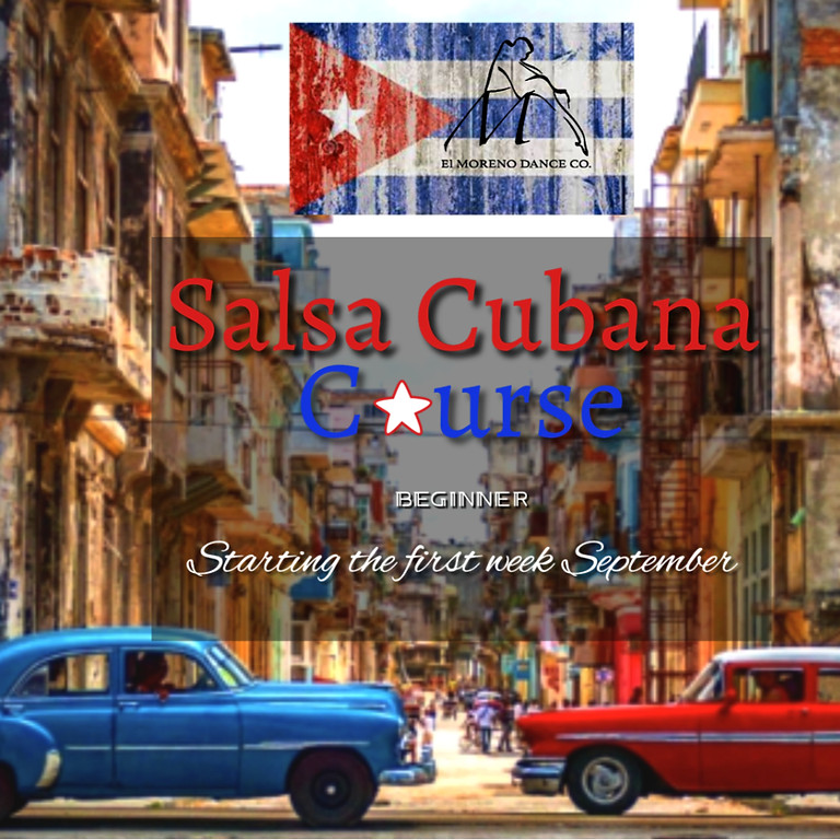 Salsa cubana beginner starting september