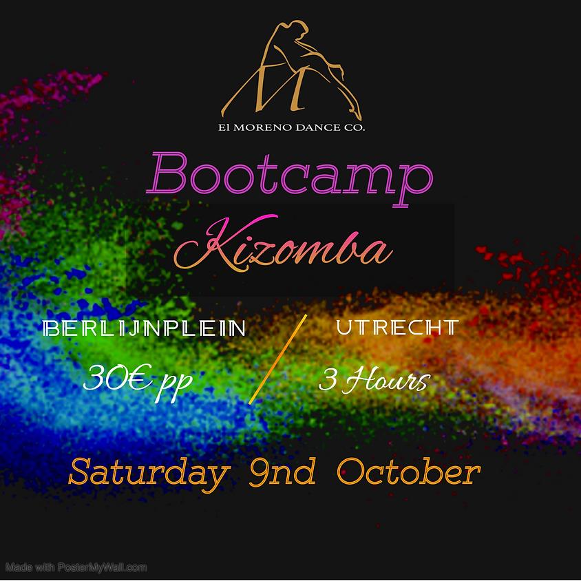 Kizomba Bootcamp 9th Oct