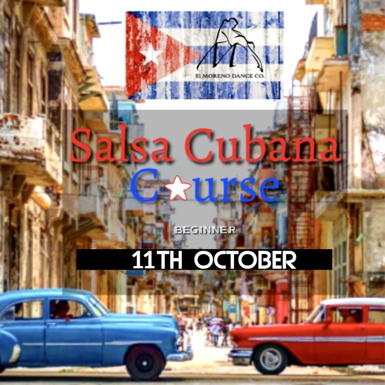 Salsa cubana beginner