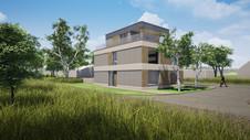 Bâtiment à Estavayer