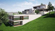 Villa et Appartements à Domdidier