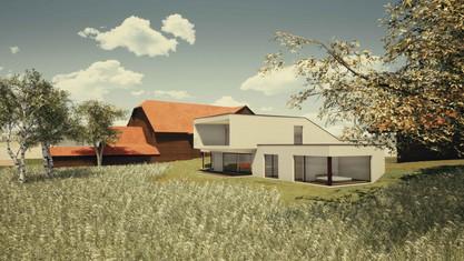 Villa à Lucens