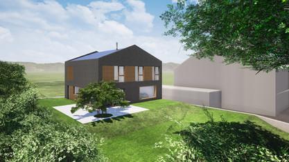 Villa individuelle à Courtepin