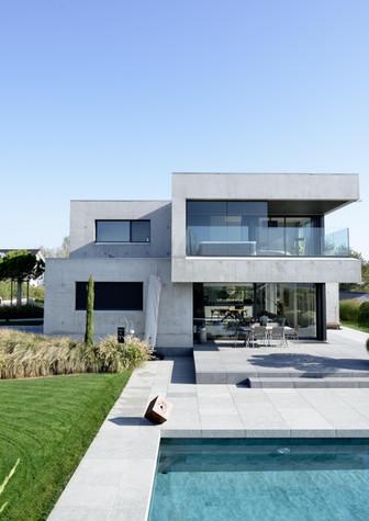 Villa individuelle avec salle de sport à Granges-Marnand