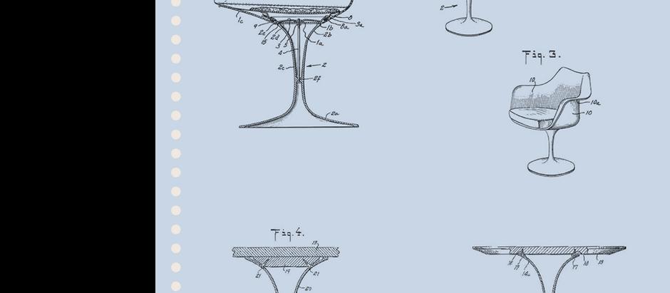 Il tavolo che ha perso le gambe ed è entrato nella storia