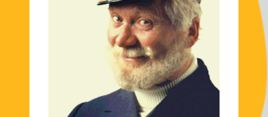 Capitan Findus: il nonno venuto dal mare!