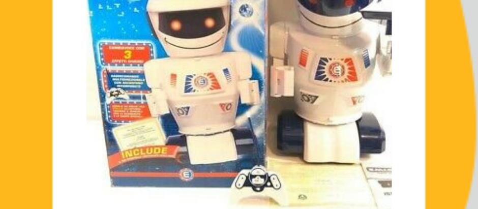 Emiglio: l'amico robot